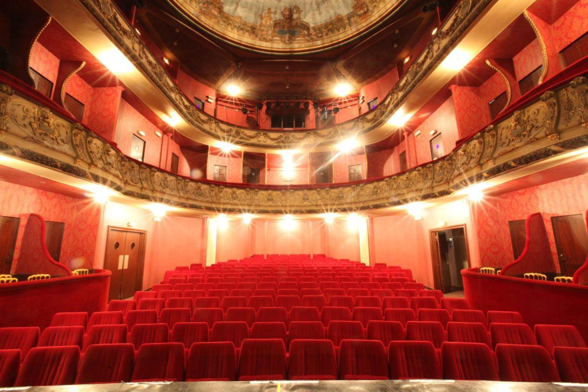 Le théâtre municipal de Sens / Photo : Service communication ville de Sens