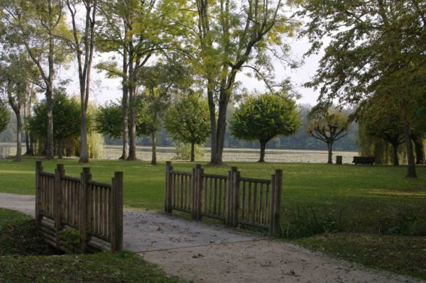 Le Parc de la Ballastière à Saint-Clément