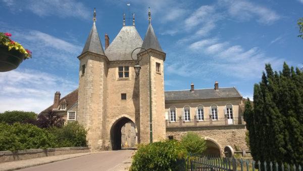 La Porte de Joigny à Villeneuve-sur-Yonne