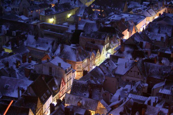 Grande Rue en hiver