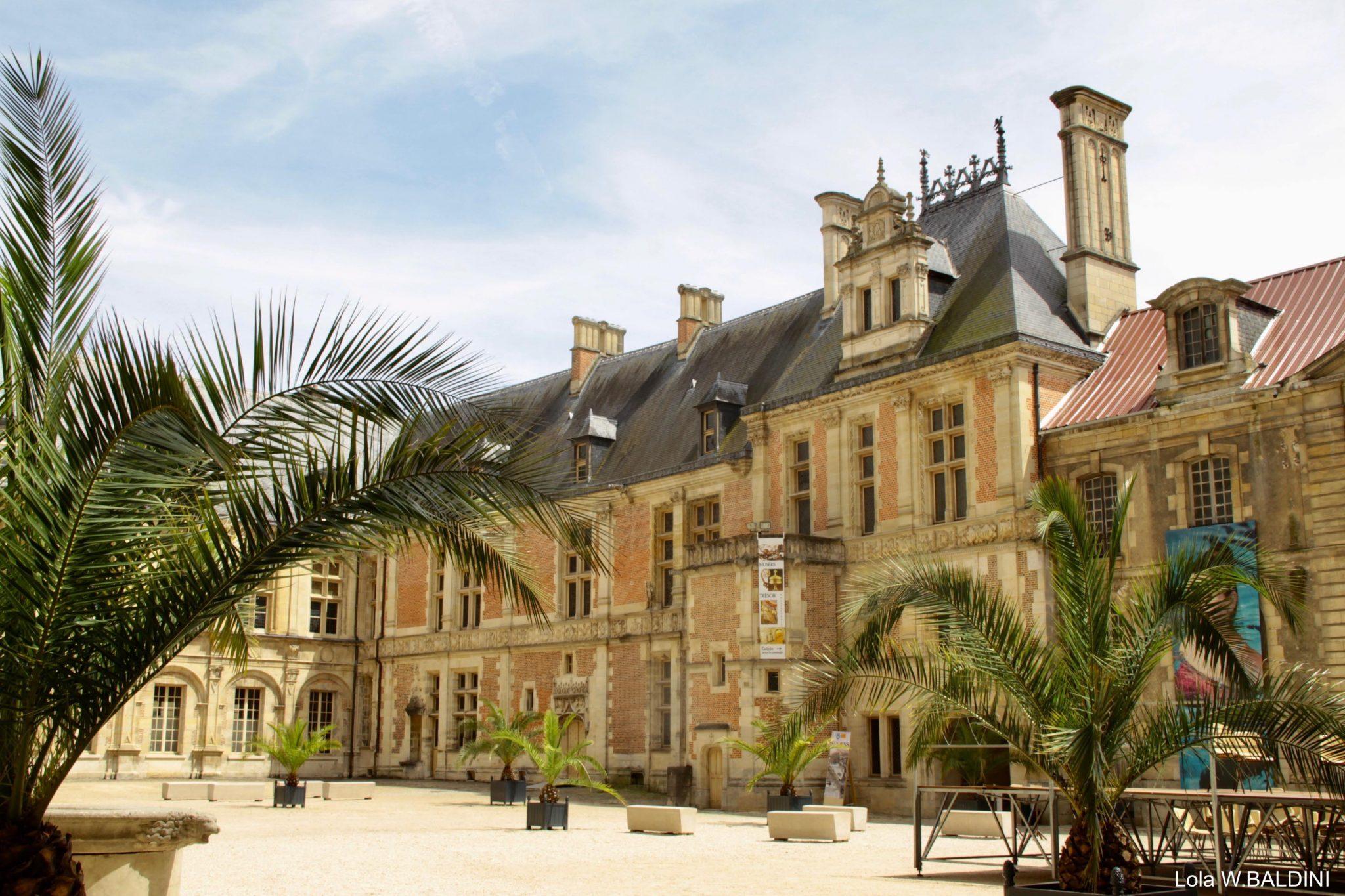 Cour des Musées de Sens